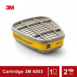 3M Organic VaporAcid Gas Cartridge 6003