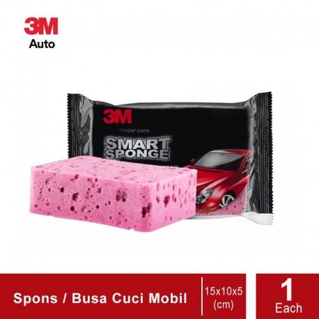 3M Smart Sponge (Spon Pencuci Mobil 3M) size: 10 cm X 15 cm