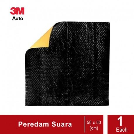 3M Sound Deadening Pads, 08840, 500mm x 500mm