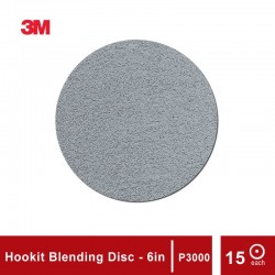 3M 2085 Trizact Hookit Foam Discs P3000 - Harga Kertas Amplas Mobil Merk 3M Yang Bagus & Terbaik Paling Murah