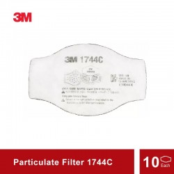 3M Particulate Filter 1744C Taishan T2 - Filter Masker - 10 each/bag