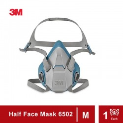 3M Half Facepiece Reusable Respirator 6502