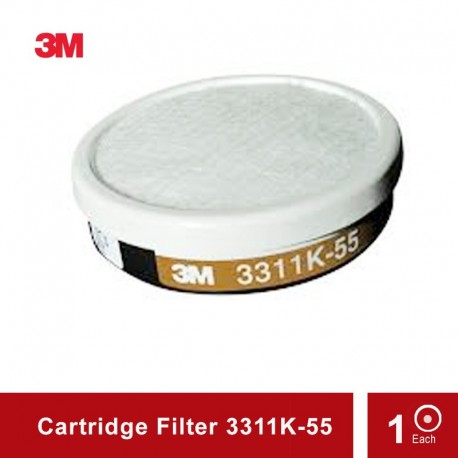 3M Cartridge Filter 3311K-55