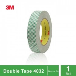 3M Scotch Double Tape 4032 Mounting Tape Urethane Foam Tape 24mm x 3m