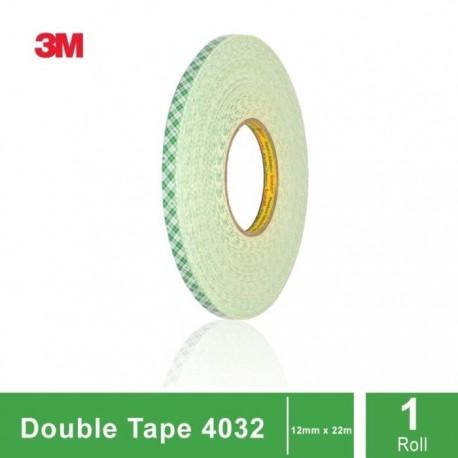 3M Scotch Double Tape 4032 Mounting Tape Urethane Foam 12mm x 22m