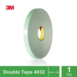 3M Scotch Double Tape 4032 Mounting Tape Urethane Foam 18mm x 22m