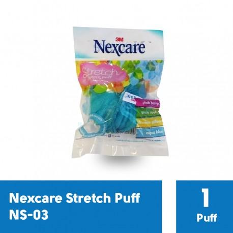 Spon Mandi Nexcare Stretch Puff NS-03