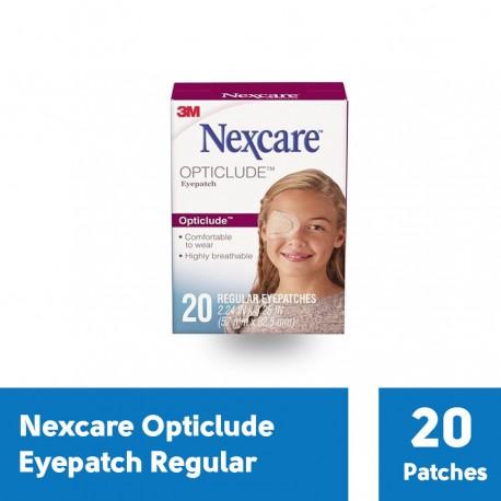 Nexcare Opticlude Orthoptic Eye Patch Regular