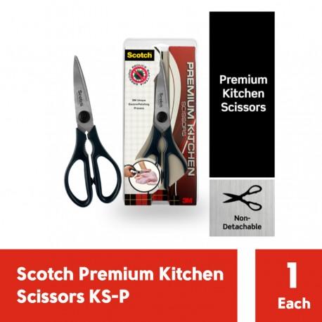 Gunting Dapur Scotch Premium Kitchen Scissors KS-P