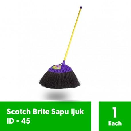 3M Scotch Brite Sapu Ijuk Set (eceran) ID-45 - Sapu Ijuk Lantai Terbaik Kuat Tahan Lama di Jual dg Harga Murah