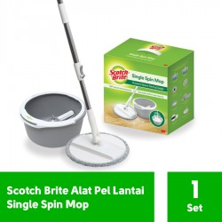 Scotch-Brite Alat Pel Single Spin Mop T6