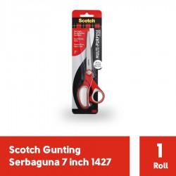 Gunting Serbaguna 7 inch 3M Scotch [1427]