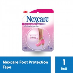 Plester Foot Protection Nexcare - Pelindung Kaki dari LLecet Jual dengan Harga Murah