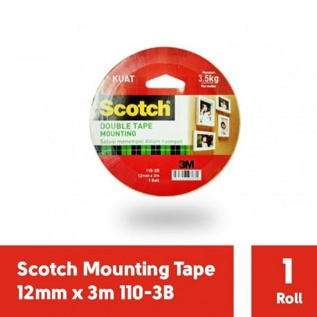 110-1A Scotch Mounting Tape 24mmx1m