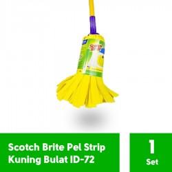 3M Scotch Brite Pel Strip Set (eceran) ID-72 - Kain Lap Pel Pembersih Lantai Praktis di Jual dg Harga Murah