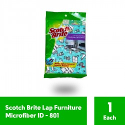 Lap Furniture bahan Microfiber Scotch Brite ID-801