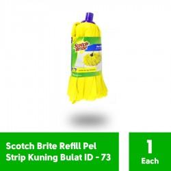 3M Scotch Brite Pel Strip Refill (eceran) (ID-73) - Isi Ulang Lap Pel Praktis Jual dg Harga Murah u/ Membersihkan Lantai