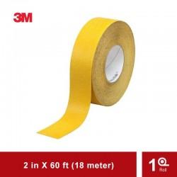 """3M 630-B Safety-Walk (Yellow) Slip-Resistant General Purpose Tapes and Treads, 2"""" x 60' - di Jual Online dg Harga Murah"""