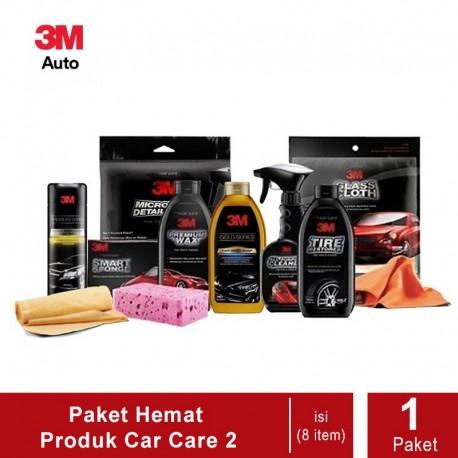 Paket Hemat Produk-Produk Car Care 2 - Produk Lengkap dengan Harga Murah