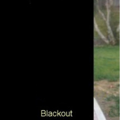Black Out Window Film