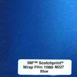 3M Car Wrap Film 1080 M227 Matte Blue - Per Roll (1 x 1,5M) Stiker Tempelan Mobil Merk Terbaik di Jual dg Harga Murah