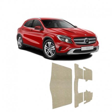 3M Karpet Mobil Mercedes-benz GLA 200 Sport 2015 (2 Row) + bagasi - Karpet Bagus u/ Tipe Mobil Sedan dg Kualitas Terbaik