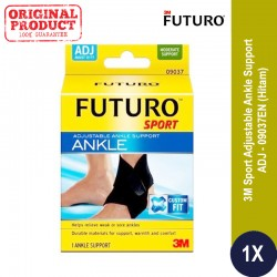 FUTURO™ SPORT ADJUSTABLE ANKLE SUPPORT ADJ - 09037EN