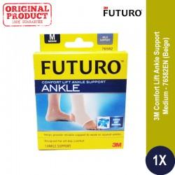FUTURO™ COMFORT LIFT ANKLE SUPPORT, MEDIUM (76582EN) - Harga Angkle Support Paling Murah Jual u/ Pergelangan Kaki Keselo