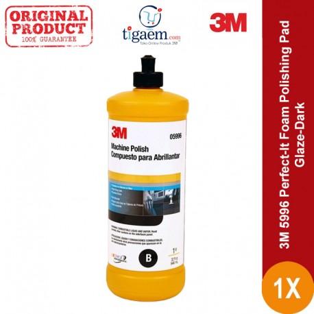 3M 5996 Perfect-It Foam Polishing Pad Glaze-Dark