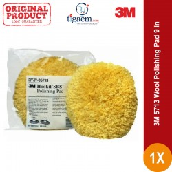 3M 5713 Wool Polishing Pad 9 in