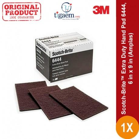 Scotch-Brite™ Extra Duty Hand Pad 6444, 6 in x 9 in