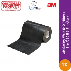 3M Safety-Walk 510 (Hitam) - 6 in X 60 ft (18 meter)