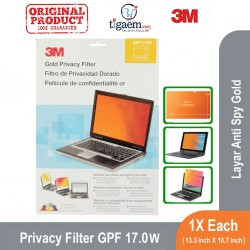 "GPF 15.4 GOLD Laptop Privacy Filters - fits 15.4"" Screen (Filter Antispy Laptop)"