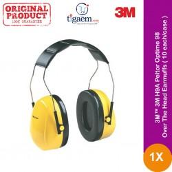 3M™ Peltor Optime 101 Over the Head Earmuffs, Hearing Conservation H7A- Harga Murah Pelindung Pendengaran u/ kebisingan