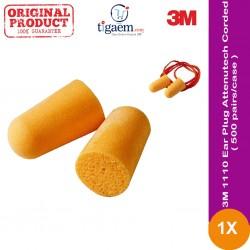 3M 391-1004 Earsoft Yellow Neons One-Touch 2000 Ea/Case - Pelindung Suara Keras