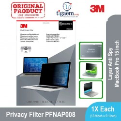 3M(TM) Privacy Filter for Widescreen Desktop LCD Monitors, 23 Inch, (PF23.0W9) - Harga Murah Merk Terbaik 3M