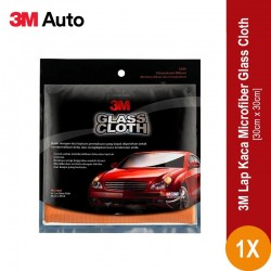 3M 37804 Glass Cloth ( Lap Kaca Mobil 3M ) size: 30 cm X 30 cm