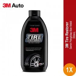 3M 79042 Tire Restorer size 350 ml - Semir Ban Mobil dg Bahan Yang Bagus Super Kinclong & Mencegah Retak Jual dg Harga Murah