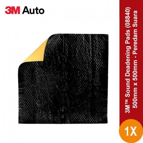 3M™ Sound Deadening Pads, 08840, 500mm x 500mm